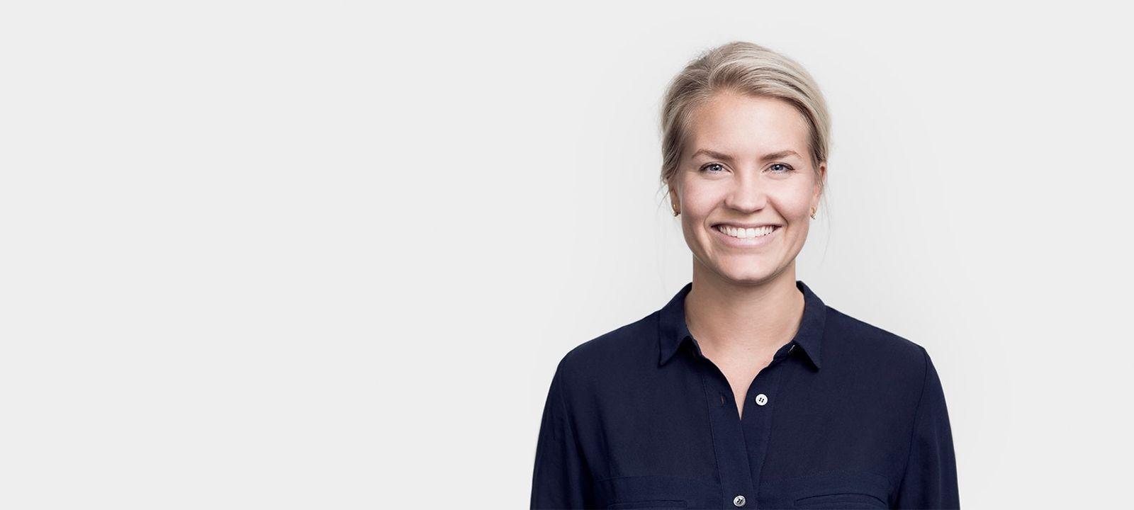 Martina Klingvall, VD och grundare Telness