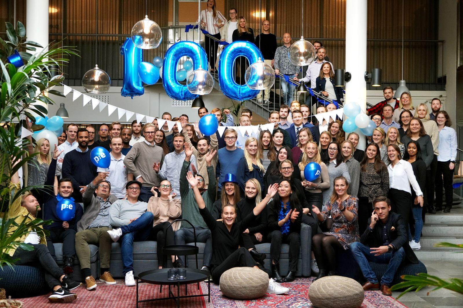 PE Accounting firar 100 anställda