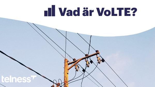 VoLTE Telness 4G
