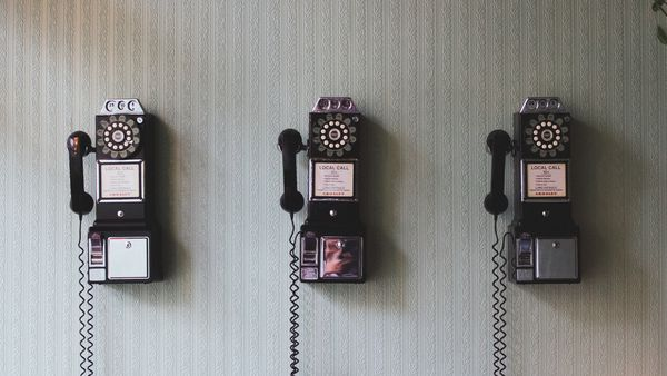 Service old phone