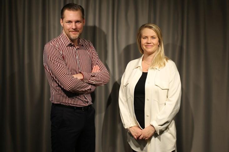 Martina Klingvall gästar företagarpodden.