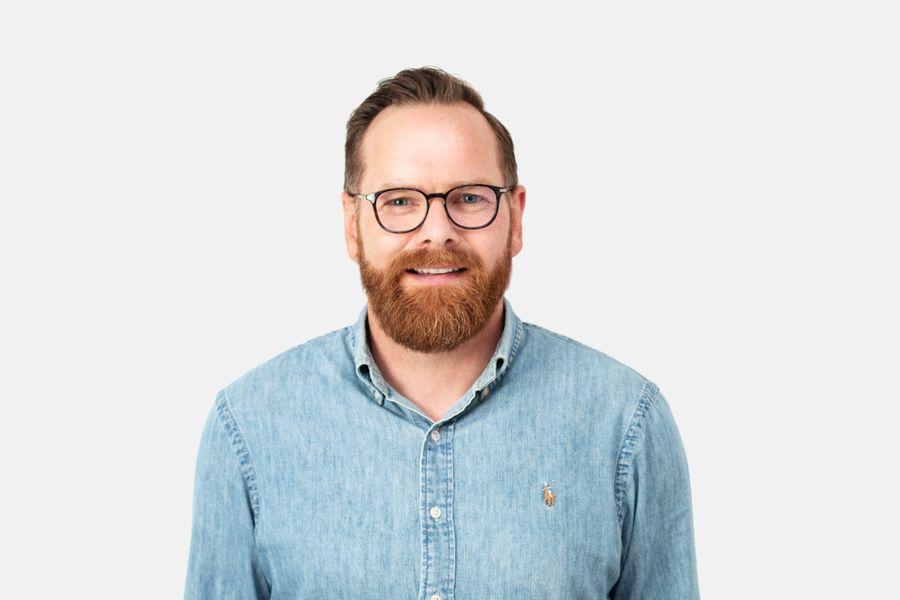 Simon Hemph, CMO på Telness